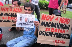 "OFWs on Abad resignation: Obviously part of ""Palace spin"" on DAP"