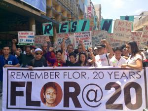 Nora Aunor calls on Noynoy Aquino to resign now!