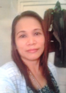 Alleged recruiter and trafficker Maria Kristina P. Sergio (Photo from Veloso family)