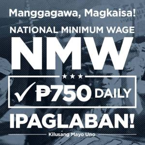 #LaborDayPH  P750 minimum wage can prevent 200K OFWs from working abroad every year