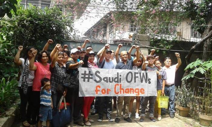 saudi ofws for change