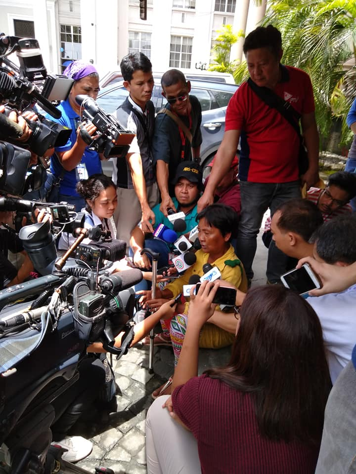 "Family of Mary Jane Veloso to Supreme Court: ""Let her speak the"