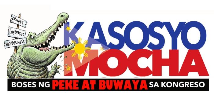 Kasosyo Mocha Buwaya