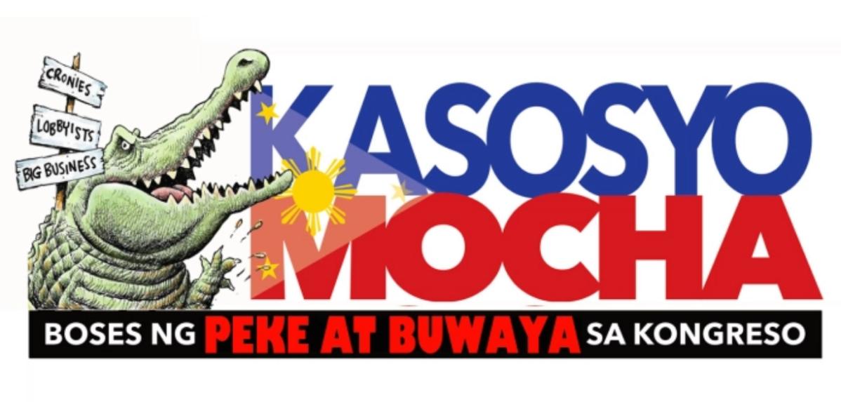 Image result for mocha uson kasosyo buaya logo